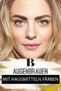 Die 7 Besten Bilder Von Augenbrauen Färben Eyelashes Eyebrow