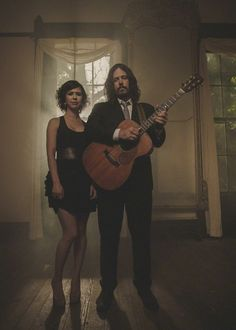 The Civil Wars (singer/songwriters Joy Williams and John Paul White)