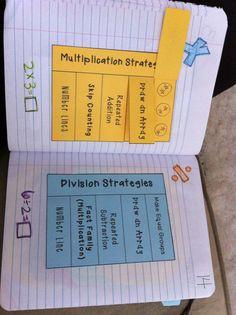 Multiplication/Division Strategies- 14