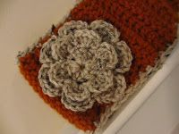 Jay's Boutique Blog: FREE PATTERN: Bordered Headwrap with Flower