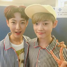 Renjun & Chenle | NCT Dream