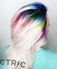 Peek-A-Boo Rainbow Roots
