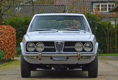 Alfa Romeo Alfetta Type:1800 Bouwjaar:1973 Alfa Romeo Cars, Car Manufacturers, Fiat, Race Cars, Chevy, Ferrari, Classic Cars, Sport, Vehicles