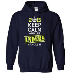 ANDERS  - This Is YOUR Year - #tee time #cat sweatshirt. PURCHASE NOW => https://www.sunfrog.com/Names/ANDERS--This-Is-YOUR-Year-agfzykiaep-NavyBlue-10871349-Hoodie.html?68278