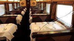 The Ghan Train. Luxury railway from Darwin to Adelaide Australia http://www.tipsfortravellers.com/ghan-train-australia-video-tour-iconic-railway-journey/ #australia #theghan #trains