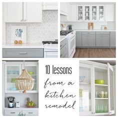 Kitchen remodel checklist pinterest free printable budgeting kitchen remodel 10 lessons white i color matched to sherwin williams alabaster the solutioingenieria Images
