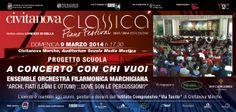 """#orchestra senza segreti:""""A #CONCERTO CON CHI VUOI""""per le scuole @FORMorchestra #CIVITANOVACLASSICA http://www.tdic.it/domenica-civitanova-classica-con-la-form-a-scuola/"""