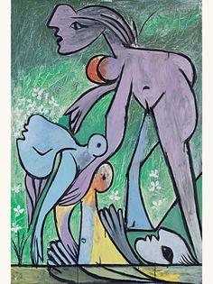 Le sauvetage (The Rescue), 1932 - Pablo Picasso (1881–1973)