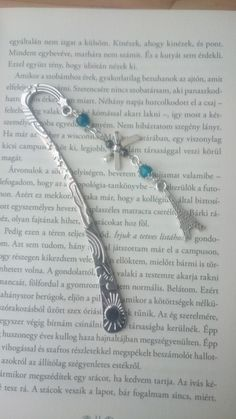 Bookmark - Metal - Paris & Beads