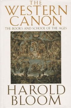 The Western Canon: The Books and School of the Ages by Harold Bloom http://www.amazon.com/dp/0151957479/ref=cm_sw_r_pi_dp_z78Xvb19ZRC0C