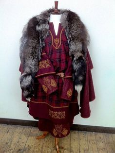 Celtic tunic and cloak Combo - Game of Thrones style !