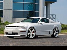 Custom Mustang http://autotransportshippinghq.com/