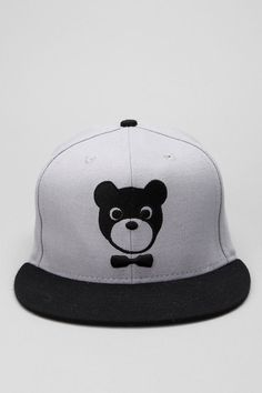 67cd2b80589 Profound Aesthetic Big Bear Snapback Hat