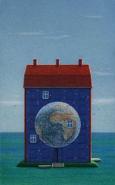 quint buchholz... planet dream house