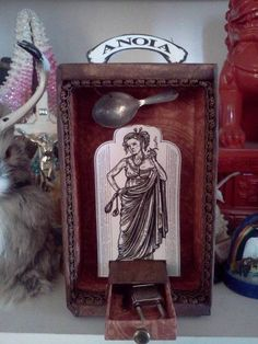 Anoia - Goddess Of Things That Get Stuck In Drawers. And Volcanos. Discworld Books, Novel Movies, Terry Pratchett Discworld, Giant Tortoise, Brandon Sanderson, Guide To The Galaxy, Fantasy Fiction, Geek Crafts, Altars