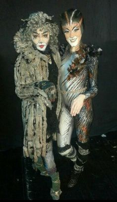 grizabella and tantomile (Coricopat should look the same as Tantomile)
