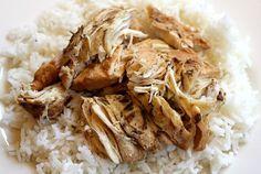 Easy Crock Pot Recipes Orange Garlic Chicken