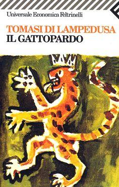 """Il Gattopardo, Tomasi di Lampedusa (1958). """"Noi fummo i Gattopardi, i Leoni; quelli che ci sostituiranno saranno gli sciacaletti, le iene; e tutti quanti Gattopardi, sciacalli e pecore, continueremo a crederci il sale della terra""""."""