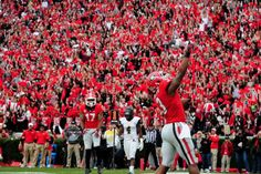 Georgia Football: Is Mark Richt Expanding Todd Gurley's Role on ...