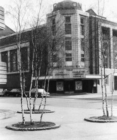 ''Saturday night at the movies, who cares what picture you see?''     In the 1950's, Blackburn had no fewer than 14 cinemas, or asmost p...