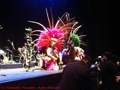 Aztec Dance at ClubNokia