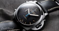 PANERAI Luminor 1950 3Days Chronograph Flyback  / Ref.PAM00524