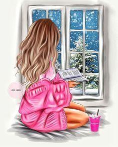 Мыльтфильм Для Девочки, Красота Натуральных Волос, Easy Pencil Drawings, Женщина, Малышки, Блондинки, Мода Фон, Иллюстрация Красоты, Прическа