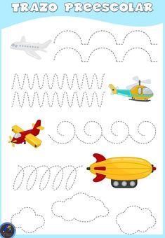 Preschool Arts And Crafts, Free Preschool, Preschool Printables, Preschool Worksheets, Preschool Learning Activities, Preschool Lessons, Writing Activities, Kids Learning, Hand Art Kids