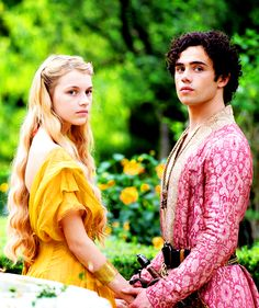 Trystrane Martell and Myrcella Baratheon - Unbowed, Unbent, Unbroken - Season 5 Episode 6