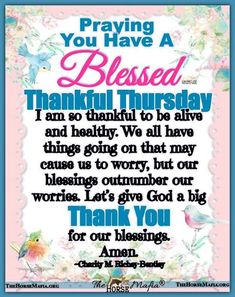 Thank God for this #BlessedThursday! We are so thankful Lord to be alive this morning & in good health! We have so many other things to be thankful for Lord & on top of that is the gift of our families & friends. Please keep them always in Your care. Please continue to bless & guide us, to provide for us, & to keep us safe in Your loving arms. For the things we are worried & fearful about, we give them to You, for You know what's best for us & we bow to Your will for us Lord. Praise, honor & glo