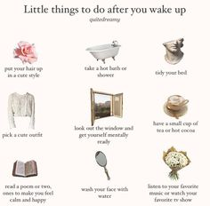 Little Things to do after you wake up - Soft girl aesthetic makeup - Classy Aesthetic, Angel Aesthetic, Aesthetic Makeup, Aesthetic Girl, Little Things, Girly Things, Things To Do, Winter Make-up, Princess Aesthetic