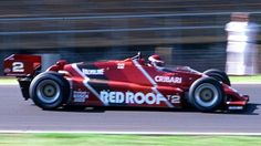 Bobby Rahal took the Mid-Ohio pole in 1983 in a Chevy powered March . .  AAR powered