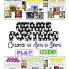 Similar in design to Beth Newingham's Genre Posters, I have created additional Genre posters for you to display in your classrom. Included in the D. Reading Genre Posters, Reading Genres, High School Classroom, Back To School, School Stuff, Sharing Quotes, Popular Quotes, Photo Essay, Quote Posters