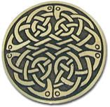 EOCHAID IRELAND | Ladies silver-plated, nickle free case, embossed celtic triskel dial 1 ...