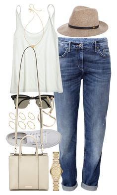 """""""Outfit for travelling"""" by ferned ❤ liked on Polyvore"""