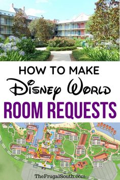 How to make room requests at Disney World resorts! Get the best room possible on your Disney vacation with an effective room request. Disney World tips and tricks for Disney resorts. Disney World on property hotels and Disney hacks. #disneyvacation #disneyworldtipsandtricks Disney World Hotels, Disney World Resorts, Disney Vacations, Walt Disney World, Disney Honeymoon, Disney Vacation Planning, Disney World Tips And Tricks, Disney Tips, Disney Rooms