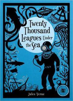 10000 leagues under the sea novel   Twenty Thousand Leagues Under the Sea (PagePerfect NOOK Book) by Jules ...