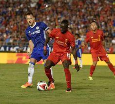 PS Liverpool vs Chelsea 0-f, Sadio Mane