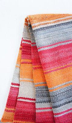 Vintage Andean Rug