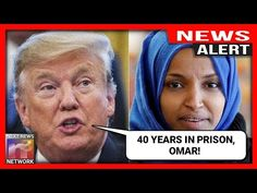 Ilhan Omar faces 40 years in prison and deportation after newly uncovered crimes. Representative Ilhan Omar could be facing up to 40 years in prison Real Video, Asking For Forgiveness, Make Real Money, Public Records, Video Channel, Staying Positive, New Kids, 40 Years, Conspiracy