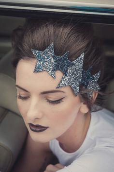 Peinado para la novia de invierno