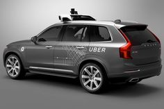 Self-driving Uber rides could be picking you up this month