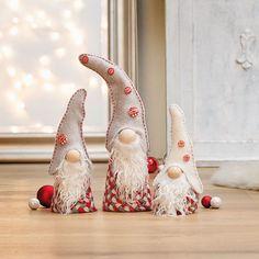 Idée créative : Bricoler des lutins de Noël - buttinette - loisirs créatifs