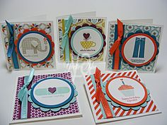 Patterned Occasions Note Card Set