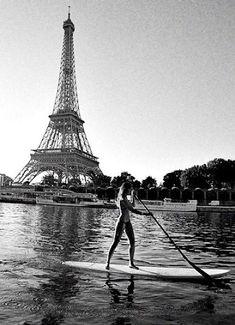 paddle paris anyone?