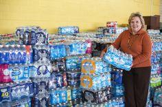 Senate Democrats push to address Flint water crisis