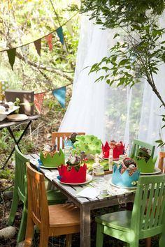 forest birthday party - Google Search