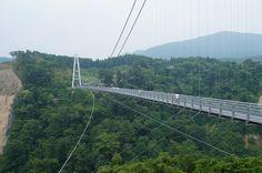 """今日の写真は「九重""""夢""""大吊橋」 - JAPAN SPOT"""