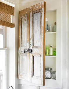 reuse of old doors