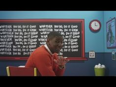 Labrinth - Express Yourself / my daughter and I have watched this about 5 times today already, still not sick of it. And this motherfucker is so cool, he deserves a pass on that glaring grammar error, a la 'think different', in the name of thoughtful and educated poetic license, or what I shall deem the 'ivory tower' rule of imperfection.